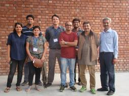 4 generations in one frame@IISER Mohali 2015