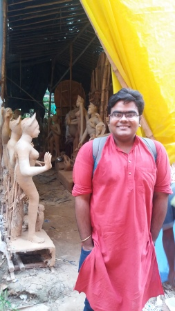 Devshuvam Banerji, Undergraduate Intern: A nature lover and a pluviophile