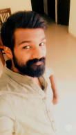 Pavan, PhD student (Jan 2018-present; Email: venkata.thunga_phd17@ashoka.edu.in) Being enthusiastic about biology as a kid pushed me to learn and explore more and thus pursue a doctoral degree in this field.