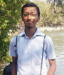 Srijan Seal, PhD student (Spring 2019- )
